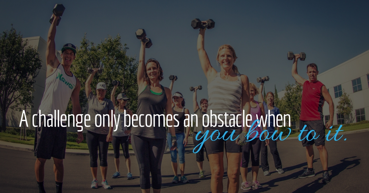 quote about obstacles