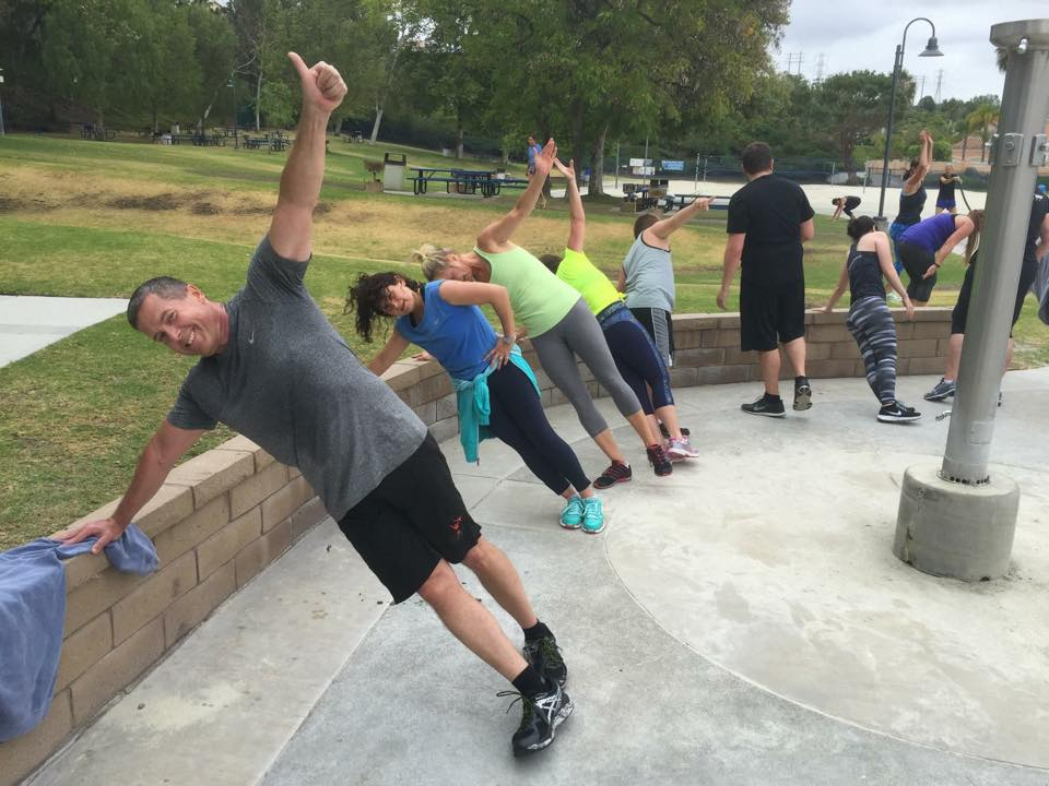Wright Way Fitness open boot camp